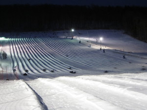 Holiday Valley Snow Tubing Park