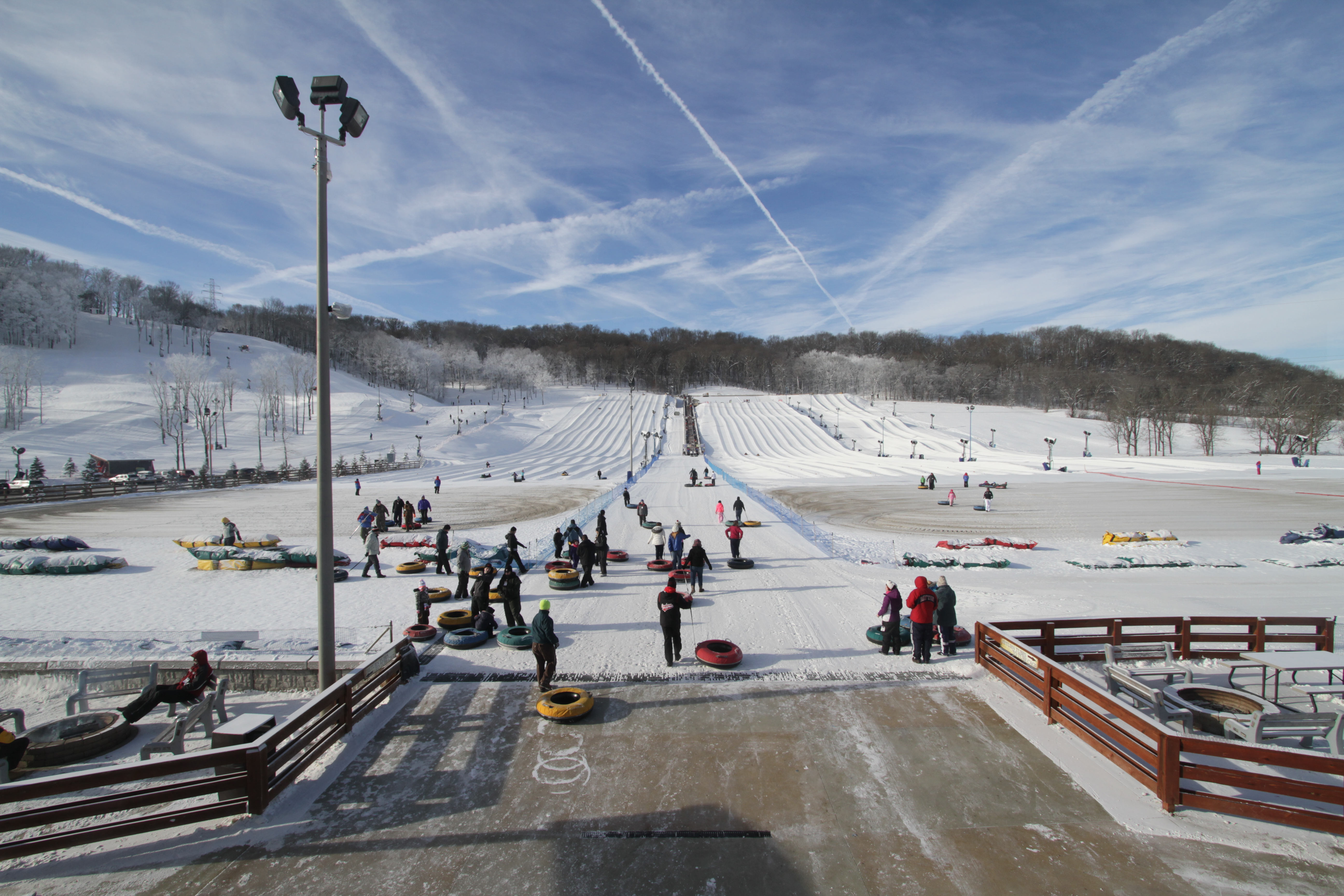 top 10 largest snow tubing parks – snow tubing source